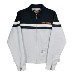 Harley-Davidson ~ Mesh Lined Jacket